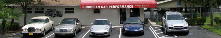 European Car Repair in Stuart, FL